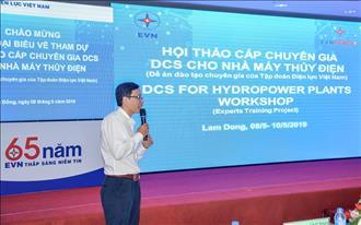 DHD tham gia hội thảo cấp chuyên gia về DCS trong nhà máy điện